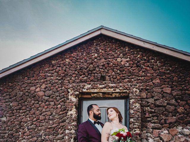 La boda de Cynthia y Raul