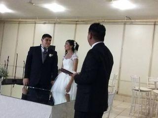 La boda de Abigail  y Luis Abraham  3