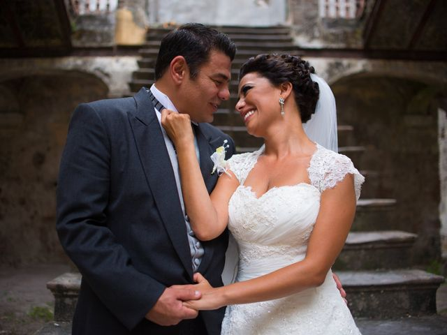 La boda de Belem y Arturo