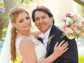 La boda de Ruth y Hugo