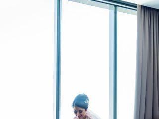 La boda de Adriana y Roy 1