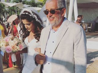 La boda de Alejandra y Germán 2