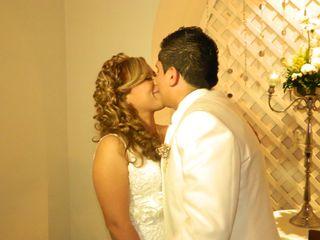 La boda de Hugo y Michelle
