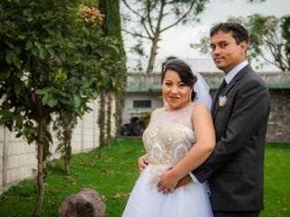 La boda de Irma y Santiago