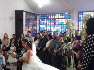 La boda de Joselyn  y Jesús  2