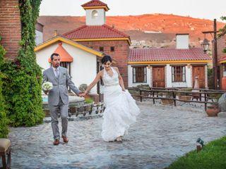 La boda de Nao y Lino