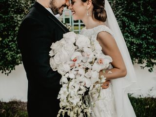 La boda de Marcela y Gonzalo
