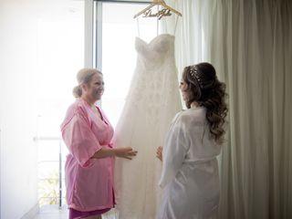 La boda de Daniela y Julio 1
