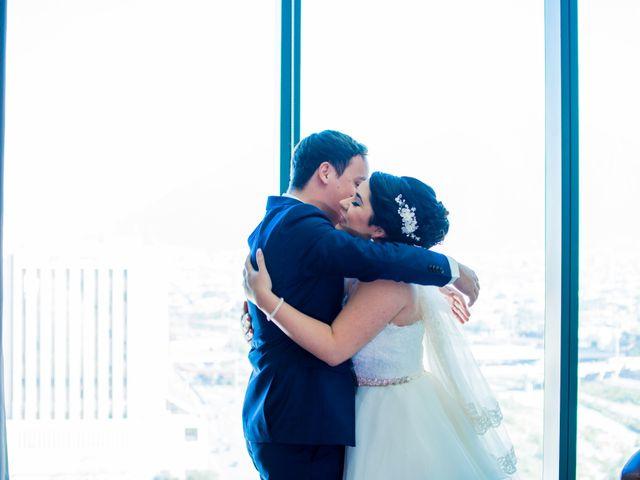La boda de Roy y Adriana en Monterrey, Nuevo León 11