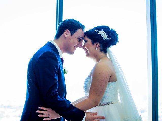 La boda de Roy y Adriana en Monterrey, Nuevo León 13