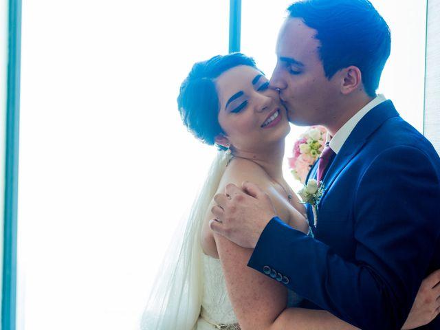 La boda de Roy y Adriana en Monterrey, Nuevo León 15