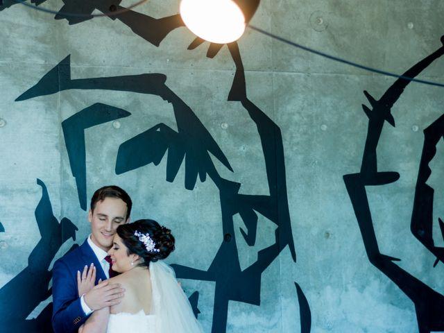 La boda de Roy y Adriana en Monterrey, Nuevo León 17