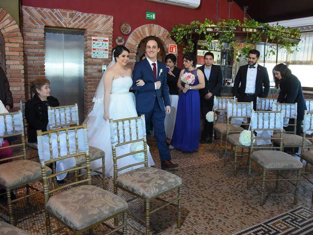 La boda de Roy y Adriana en Monterrey, Nuevo León 23