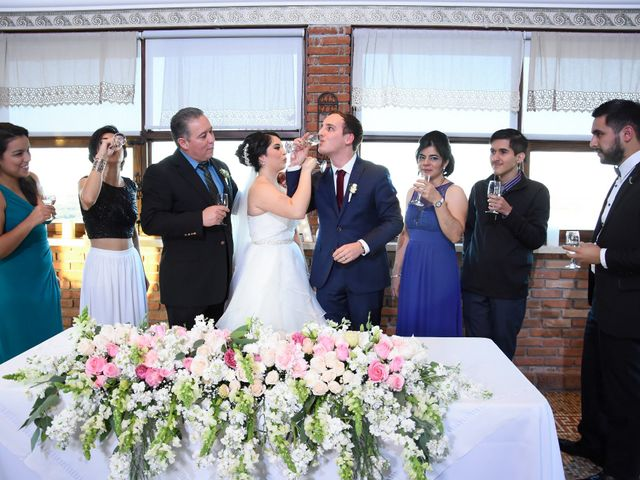 La boda de Roy y Adriana en Monterrey, Nuevo León 31