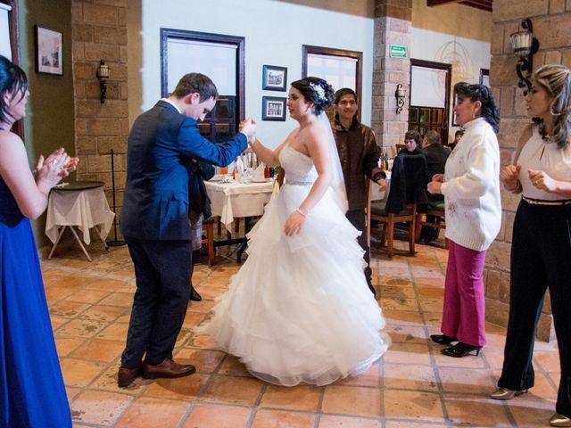 La boda de Roy y Adriana en Monterrey, Nuevo León 38