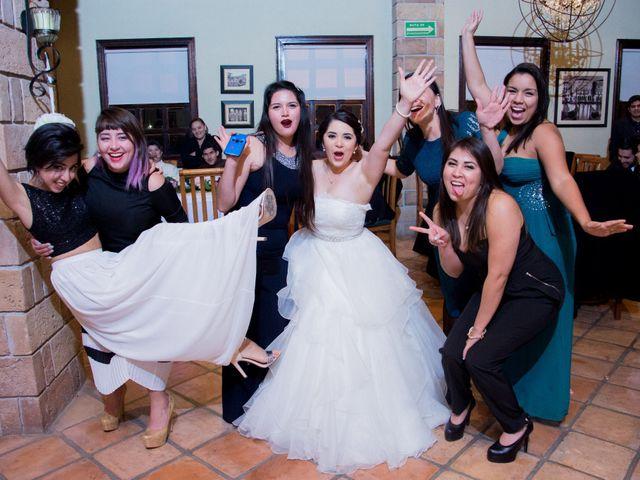 La boda de Roy y Adriana en Monterrey, Nuevo León 41