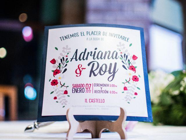La boda de Roy y Adriana en Monterrey, Nuevo León 43