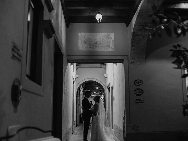 La boda de Isabel y Xavier