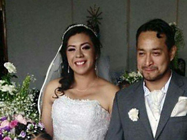 La boda de Joselyn  y Jesús