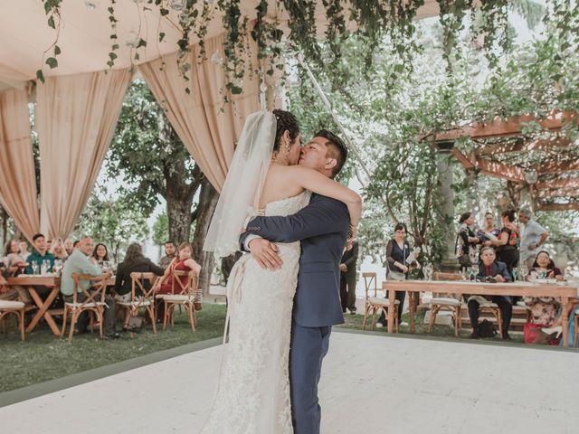 La boda de Grace y Saulo