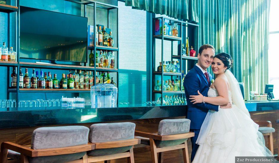 La boda de Roy y Adriana en Monterrey, Nuevo León