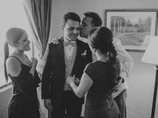 La boda de Ana Leonor y Omar 1