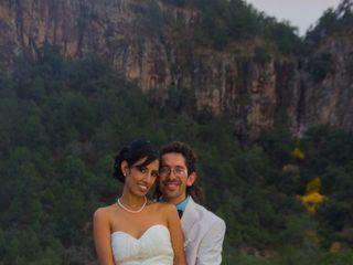 La boda de Caro  y Dani