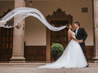 La boda de Héctor y Cristina 1