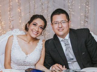 La boda de Héctor y Cristina