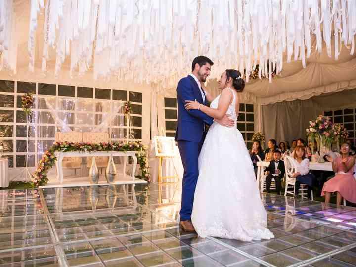 La boda de Lore y Diego