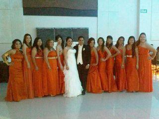 La boda de Elisa y César 2