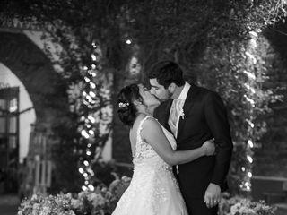 La boda de Lore y Diego 1