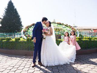 La boda de Lore y Diego 2
