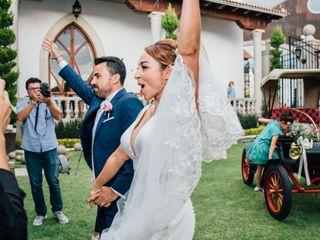 La boda de Gabi  y Víctor