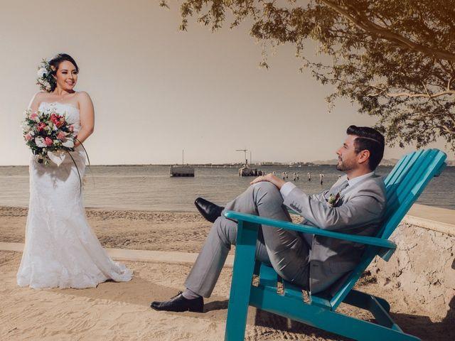 La boda de Kala y Lorenzo