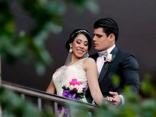 La boda de Ana y Oscar
