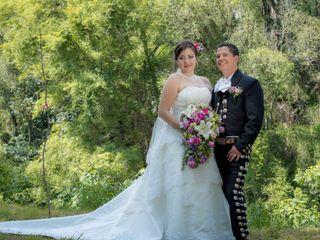 La boda de Ivonne y Luis
