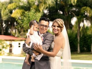 La boda de Citlalli y Álex