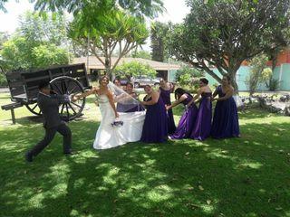La boda de Citlalli y Álex 3