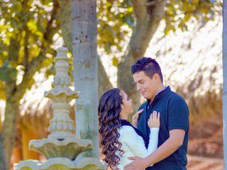 La boda de Adrana y Marco 1