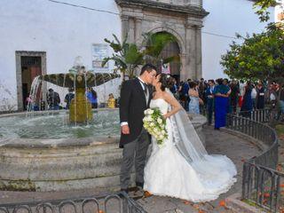 La boda de Adrana y Marco