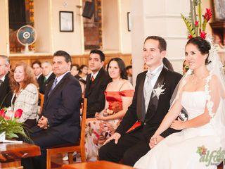 La boda de Karla y Daniel 1