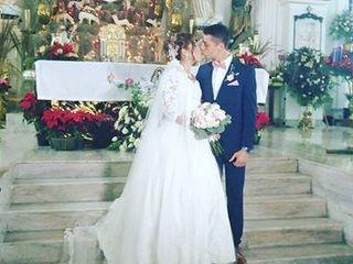 La boda de Ángel y María Guadalupe 1