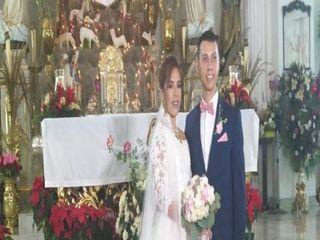 La boda de Ángel y María Guadalupe