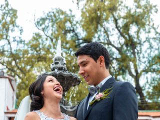 La boda de Marai y Carlos 1