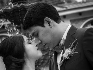 La boda de Marai y Carlos 2