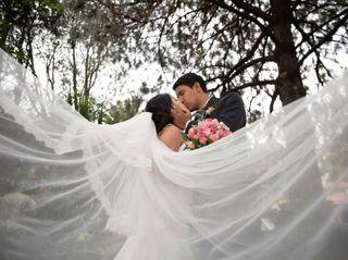 La boda de Marai y Carlos
