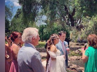 La boda de Lety y Rafa  1
