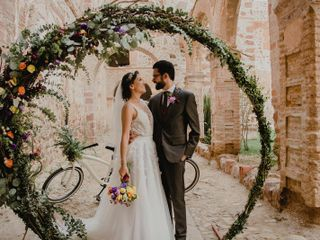 La boda de Karla y Mariano