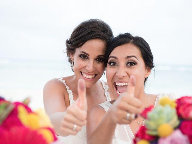 La boda de Ariadna  y Laura  en Playa del Carmen, Quintana Roo 1